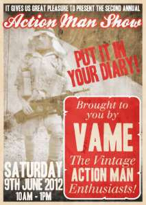 Poster for the 2nd Annual VAME Meet