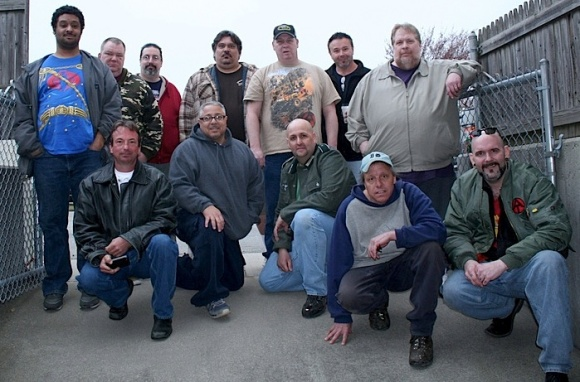 Members of the New England Division of the GIjOE Collector's Club at a previous meeting. (Photo: New England GIjOE Collector's Club)