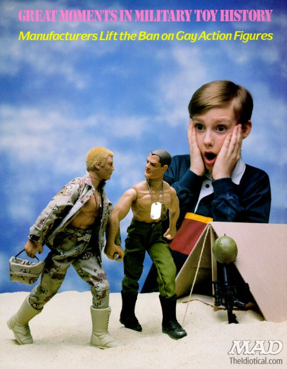 Gay Action Figures 10