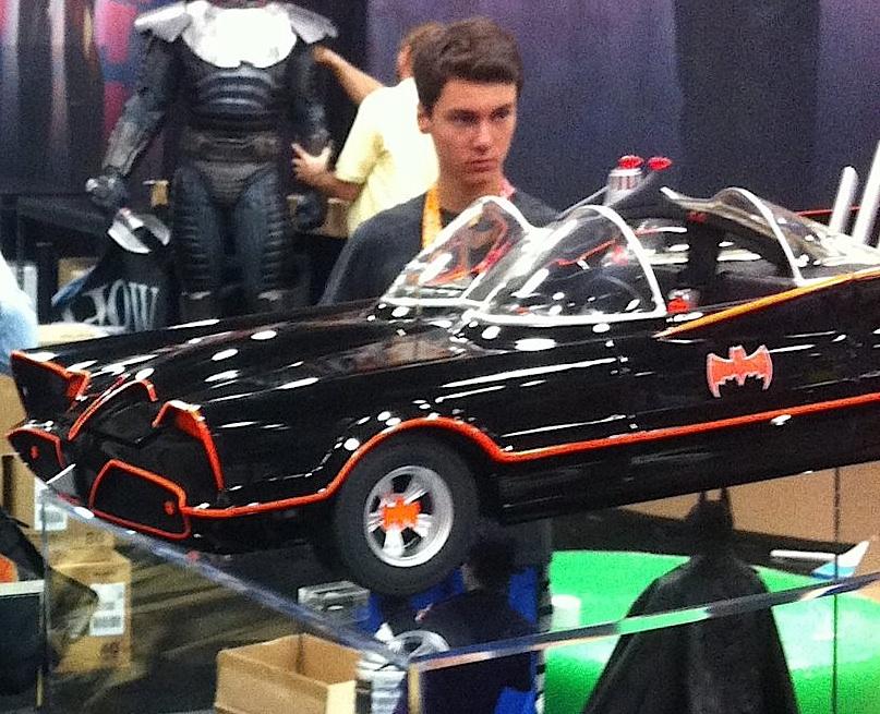 Batmobile Toy Model Toys 1:6 Scale Batmobile