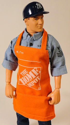 1:6 Scale Cloth Aprons and Metal Toolboxes Found in Local ...