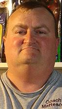 "Dave ""Tanker"" Matteson in his Joe Room. (Photo: Dave Matteson)"