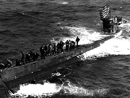 Captured WW2 German U-Boat Drydocked Inside New $35 Million Dollar ...