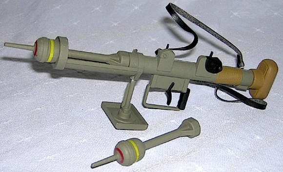Unique anti-tank weapon included with this set. (Photo: GIJCC)