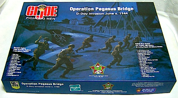 Cover art of the Operation Pegasus Bridge set. (Photo: GIJCC)