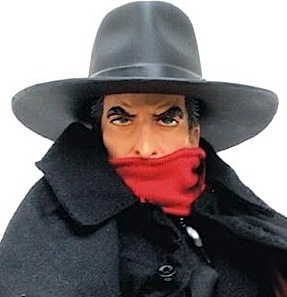 "GHT's 2012 figure of ""The Shadow"" became an instant hit with collectors. Absolutely superb! (Photo: Go Hero Toys)"
