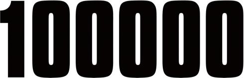 100000views