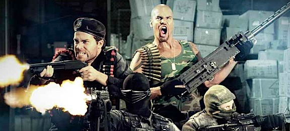 This publicity still from the GIjOE fan-film, Operation: Red Retrieval, shows incredible attention to character and costume details. (Photo: Mark Cheng)