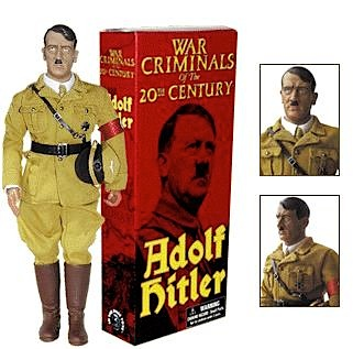 The Adolph Hitler action figure w/box. (Photo: fastupfront)