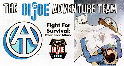 Convention exclusives also come with their own unique GIjOE ephemera, such as this superb mini-comic featuring artwork by Scott McCullar. (Courtesy: Mark Otnes Collection)