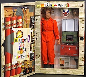 "The controversial ""Mad Bomber"" action figure by 21st Century Toys. (Photo: ebay)"