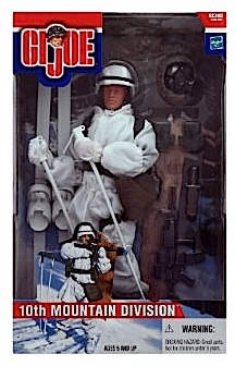 The 10th Mountain Division soldier with skis and other related equipment and weaponry was one of Hasbro's finest GIjOEs. (Photo: ebay)