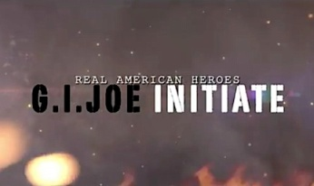 """Desktop computing has allowed amateurs to edit their own movies at home, as well as adding professional music and graphics, as this exciting title sequence from the fan film, """"GIjOE: Initiate"""" clearly demonstrates. (Photo: Michael Cheng)"""