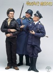 Hogan, Schultz and Klink have all been made into 1:6 scale action figures. Can James West and Louie Le Beau be far behind? (Photo: Sideshow Toys) Click to enlarge.