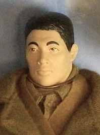 """Despite its superb headsculpt, Hasbro's difficulty reproducing accurate Japanese skin tones was evident again over 40 years later with its odd """"clay-colored"""" Nisei figure. (Photo: amazon)"""