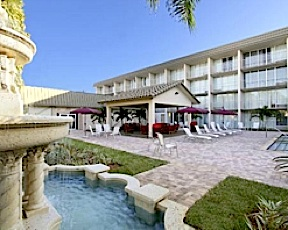 "Ramada Inn, Hialeah, FL, site of 2013's ""UltraCon"" toy show. (Photo: Ramada Inn)"