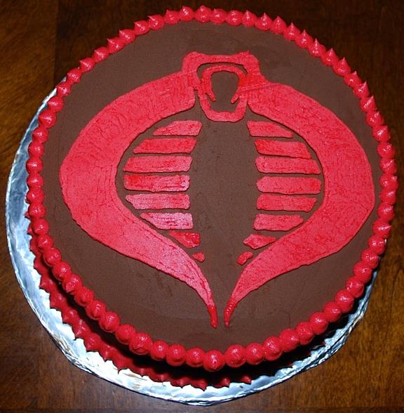 "Fans & Collectors Celebrate ""The Sweeter Side"" Of G.I. Joe Fandom With Custom Cakes & Treats"