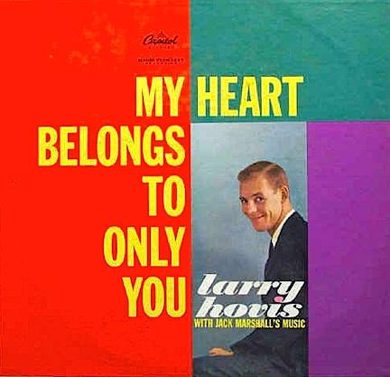 Larry Hovis album