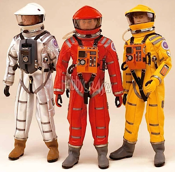 This group photo supplied by Hobby Crash shows three of the four known uniform set colors. Only the blue version is missing. (Photo: Hobby Crash)