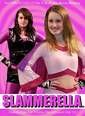"""The DVD cover of """"Slammerella,"""" an independent film by John T. Marshall (Photo: John T. Marshall)"""