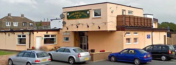 "Entrance to the ""Severn Bridge Social Club"" in Chepstow, UK. (Photo: Google Maps)"