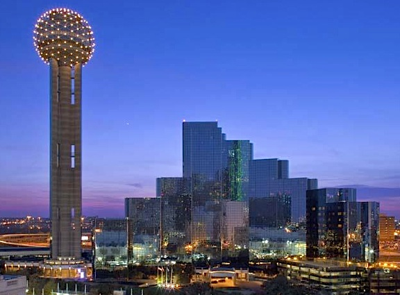 Hyatt Regency Hotel, Dallas, TX, the site of JoeCon 2014. (Photo: Hyatt)