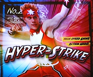 Hyper-Strike animation from the opening credits sequence of WWTBASH. (Photo: Syfy)