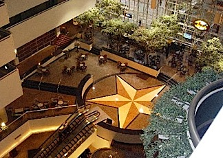 A view of the lobby of the Hyatt Regency Hotel in Dallas, TX. (Photo: Hyatt)