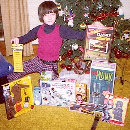 Two years later, Bob is still getting cool GIjOE sets for Christmas. What a lucky kid! (Photo: Retrohound)