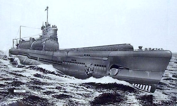 """Sunken WWII Imperial Japanese Navy I-400 Class """"Super Sub ..."""