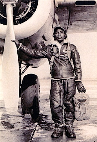 "Pioneering aviator, inventor and ""Tuskegee Airman,"" William L. Booker. (Photo: Family of WIlliam Booker)"