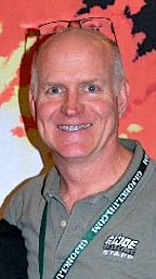 Brian Savage, GIjOE Collector's Club (Photo: GIJCC)