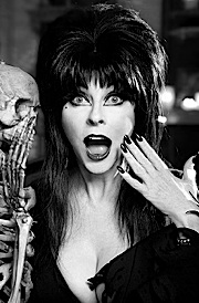 "Perhaps the world's most famous and successful late-night horror host, actress Cassandra Peterson portrayed the well-endowed and sarcastically hilarious, ""Elvira the Mistress of the Dark"" on station KHJ in Los Angeles, CA. (Photo: KHJ)"
