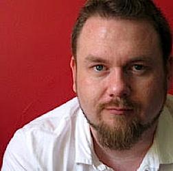 Steve Forde, founder of Go Hero Toys (Photo: Steve Forde)