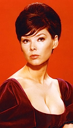 "Actress Yvonne Craig appeared in Season 3 as Barbara Gordon, aka ""Batgirl."" (Photo: Warner Bros)"