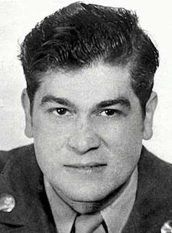 Angelo's Uncle John as he appeared during WWII. (Photo: Angelo D'Annibale)