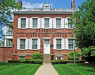 The Dearborn Historical Museum in Dearborn, MI. What other secrets await to be discovered within? Pay them a visit today! (Photo: DHM)