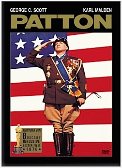 Patton, starring George C. Scott, featured numerous tank scenes. (Photo: IMDb)