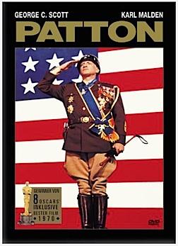 Patton, starring George C. Scott, featured numerous tank scenes. (Photo: IMDb)