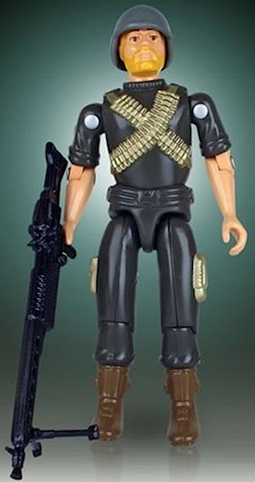 "That's right, Gentle Giant's new ""Rock 'n Roll"" GIjOE is 12 full inches of twisted steel and sex appeal. Actually, according to the product description, he'll be made of ""durable plastic."" As to sexy...we'll let you be the judge. (Photo: BBTS)"