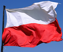 National flag of Poland (Photo: Wikipedia)