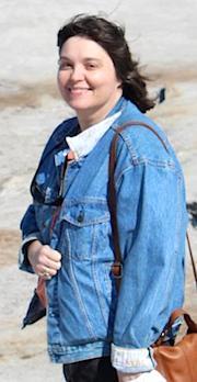 GIjOE fan and collector, Cathy Jones of FL (Photo: Cathy Jones)