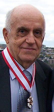 Grant Munro, animator, filmmaker, director. (Photo: Wikipedia)