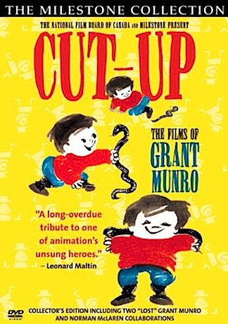 Fans of Grant Munro's animation can now purchase this excellent collection of his work on DVD over at Amazon. Click here to order.