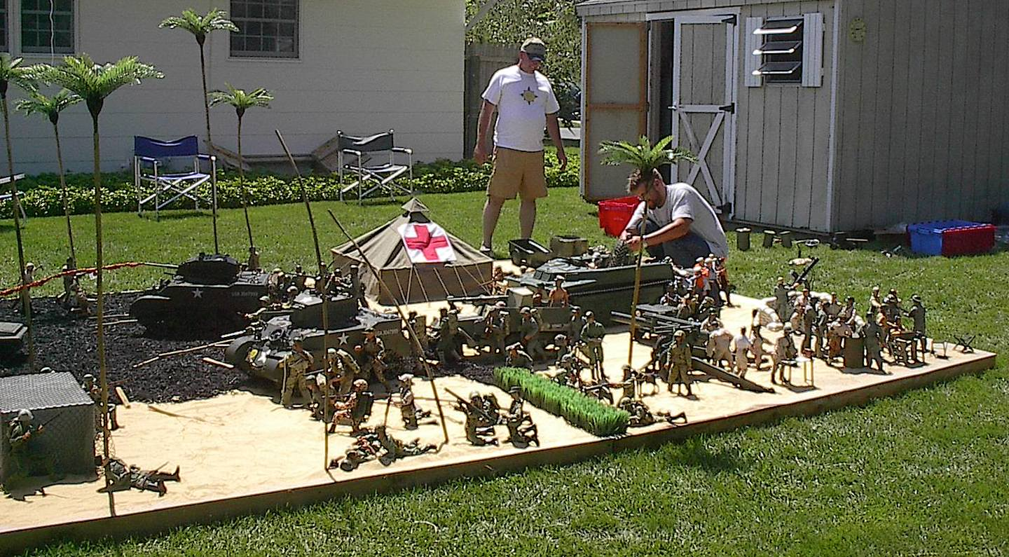The Fun with Joe Never Endsu2014 Even as adults members of the South Jersey Division of the GIjOE Collectoru0027s Club still love playing with GIjOEs out in their ... & South Jersey Division GIjOE Collectoru0027s Club | The Joe Report