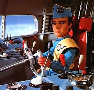 Fans of 1:6 scale drool uncontrollably at the sight of some of the Thunderbirds cockpits and other detailed sets. Imagine the adventures you could have with THIS one! (Photo: ITV)