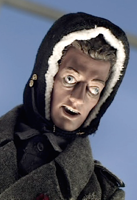 """Tell us when to laugh— Clearly patterned after goggle-eyed character actor, Marty Feldman, """"Igor"""" is played 100% for laughs and receives absolutely NONE. (Photo: Flatiron Film Co.)"""