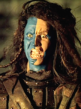 The last act of the film centers around the heroes defending Hadrian's Wall alongside predictable William Wallace (Braveheart) characters that seem to exist only to tear off the heads of their foes in ever-bloody ways. By this time in the film, you'll probably be checking your watch more than actually watching the mayhem. (Photo: Flatiron Film Co.)