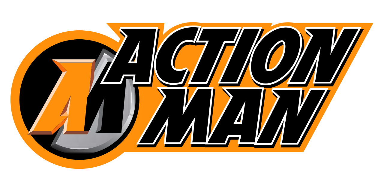 Image result for hasbro action man logo