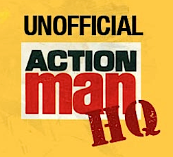 Unofficial Action Man HQ (Logo: Robert Wisdom)